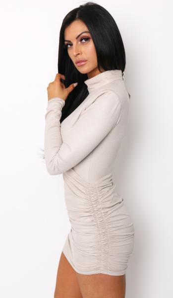 grey dress 3 -1