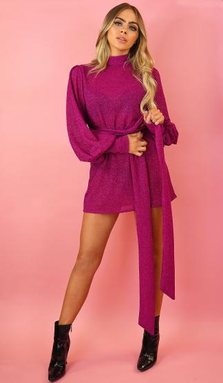 Lulu Pink Dress